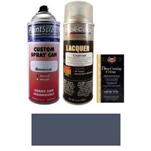 12.5 Oz. Dark Gray Metallic (cladding) Spray Can Paint Kit