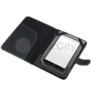 Accessories Leather Case For Barnes&Noble Nook Color