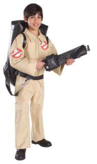 Ghostbuster Halloween Costume Child