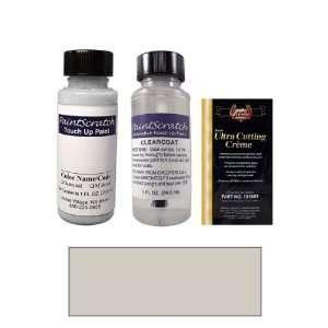 Oz. Satellite Silver Metallic Paint Bottle Kit for 1992 Chevrolet Geo