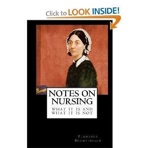 Original Book on Nursing (9781557421166) Florence Nightingale Books