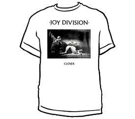 JOY DIVISION closer T SHIRT new order NEW S M L XL