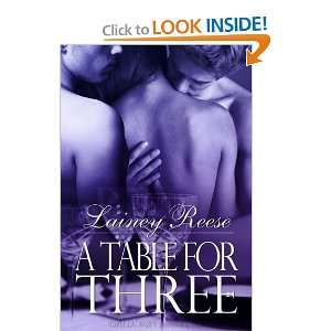 com A able for hree (New York) (9781609280079) Lainey Reese Books
