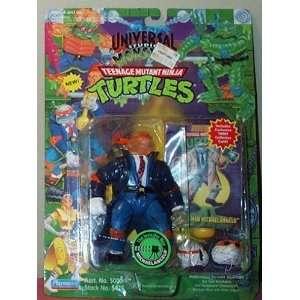 Teenage Mutant Ninja Turtles TMNT Invisible Man