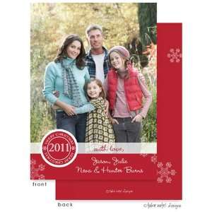 Take Note Designs Digital Holiday Photo Cards   Christmas