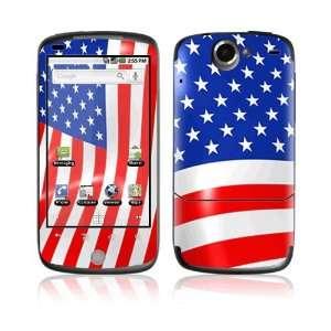 com I Love America Decorative Skin Cover Decal Sticker for HTC Google
