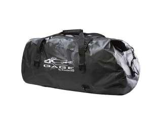 Grundens Gage Tech Shackelton Duffel Bag   Black