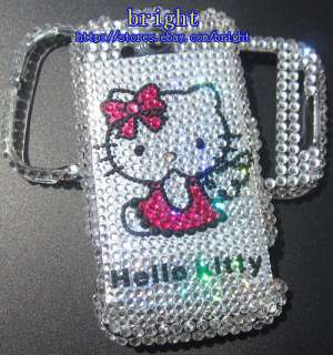 Hello kitty Bling Case for HTC TMobile MyTouch 4G #3