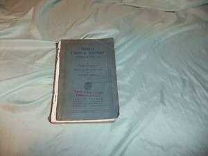 1930 Death Takes a Holiday Western Reserve Play Book
