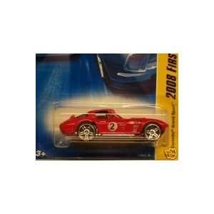 Hot Wheels Corvette Grand Sport 2008 First Editions #8