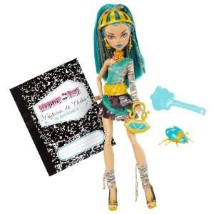 Nefera de Nile   Daughter of the Mummy ~10.5 Monster High
