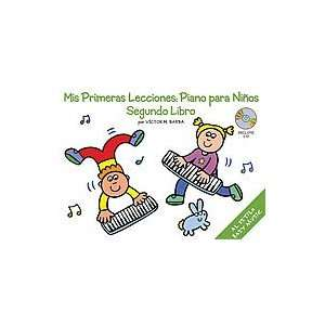 Piano Para Nios (Segundo Libro) Softcover with CD