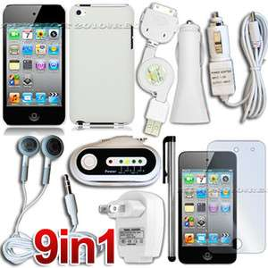 ACCESSORY HARD CASE CHARGER FOR IPOD TOUCH 4TH 4G GEN