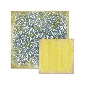Day Sunshine Collection   12 x 12 Double Sided Paper   Sandra: Toys