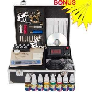 High Quality 3 Guns Series Tattoo Tattooing Supply Machine Equipment