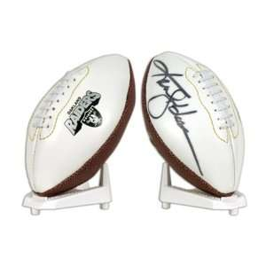 Ken Stabler Signed Mini Football