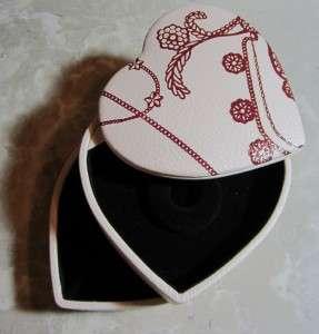 Authentic PANDORA Bracelet & Heart Shape Jewelry Box Set  Lovely Pink