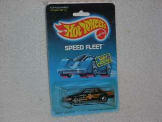 Fleet #1791 Chevy Stocker   Black Monte Carlo Aerocoupe #3