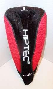 Hippo Golf HIPTEC2 460cc Zippered Golf Driver Headcover