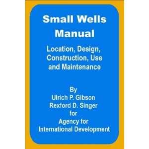 Maintenance (9780894991738) Ulric P. Gibson, Rexford D. Singer Books