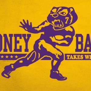 HONEY BADGER t shirt tigers jersey tyrann lsu mathieu funny football