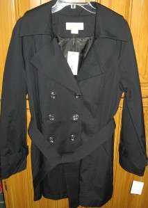 MICHAEL KORS TRENCH RAIN COAT NEW JACKET LADIES