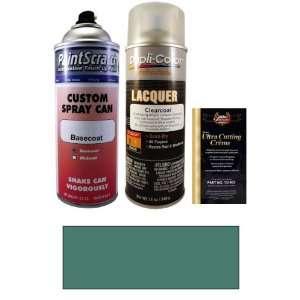12.5 Oz. Medium Willow Metallic Spray Can Paint Kit for 1995 Mercury