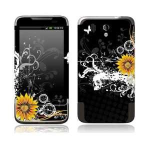 Black Skull Design Decorative Skin Cover Decal Sticker for