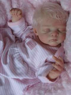 HUSHABYE MOUNTAIN~reborn baby girl~TANYA~Gudrun Legler~LIMITED ED