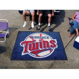MLB   Minnesota Twins Minnesota Twins   TAILGATER Mat