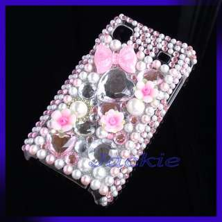 NEW crystal bling case cover for Samsung Galaxy S i9000