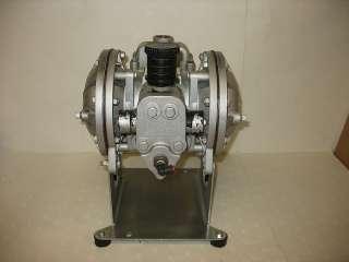 Warren Rupp Sandpiper 1 Stainless Steel Double Diaphragm Pump SB1