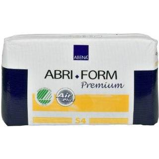 Abena Abri Form Premium Brief, Small, S4, 22 Count: Health