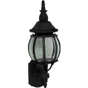 Maxim 1032BK Black Crown Hill Traditional / Classic 1 Light Outdoor