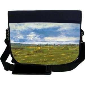 Van Gogh Art Stacks NEOPRENE Laptop Sleeve Bag Messenger