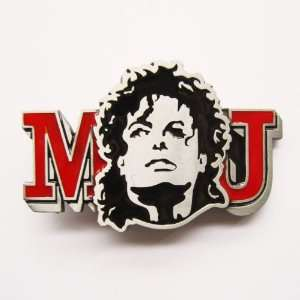 Michael Jackson Belt Buckle