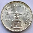Mexico 1979 Scale Peso 1oz Silver Coin