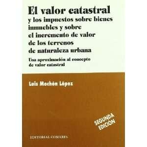 VALOR CATASTRAL Y LOS IMPUESTOS SOBRE BIENES INMUEBLES Y