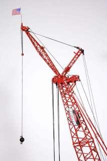 Manitowoc 555 Crawler Crane   1/50   TWH