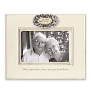 In Loving Memory 4 x 6 Photo Frame: Jewelry