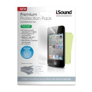 iSound ISOUND 1668 iSound Premium Protection Pack for iPod
