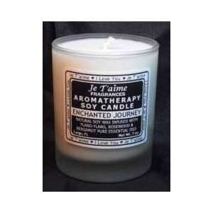 Enchanted Journey Aromatherapy Soy Spa Candle 7oz