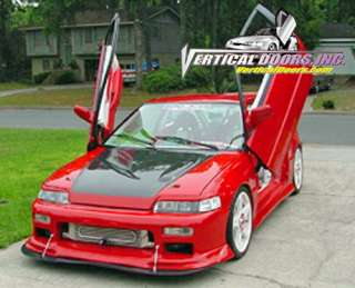 HONDA CIVIC/CRX 88 91 LAMBO DOOR KIT VERTICAL DOORS