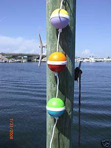 Key West NEW Lobster Buoys / Crab Pot Buoy QTY 3