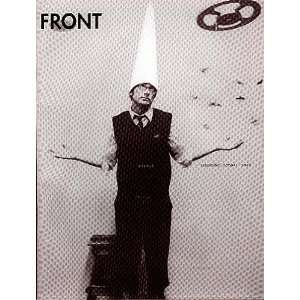 Front Magazine, September October 2002: Andreas Kahre: Books