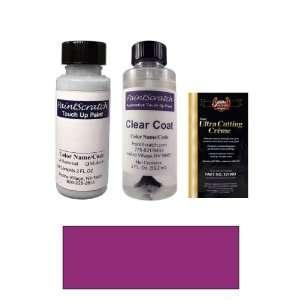 2 Oz. Plum Metallic Paint Bottle Kit for 1995 Saturn SL2