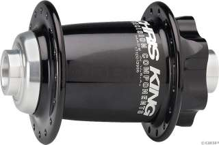 King ISO 15mm Front Disc Hub 32H Black