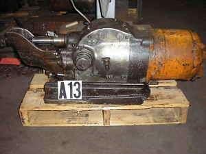 Kingsbury Machine Cam Driven Drill Head 1.5 HP 1750 RPM