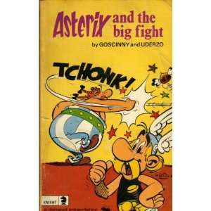 Asterix and Big Fight B/W Kgt (9780340179376): Goscinny