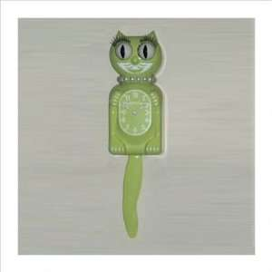 Kit Cat MKC4 Lime Green Miss Kitty Cat